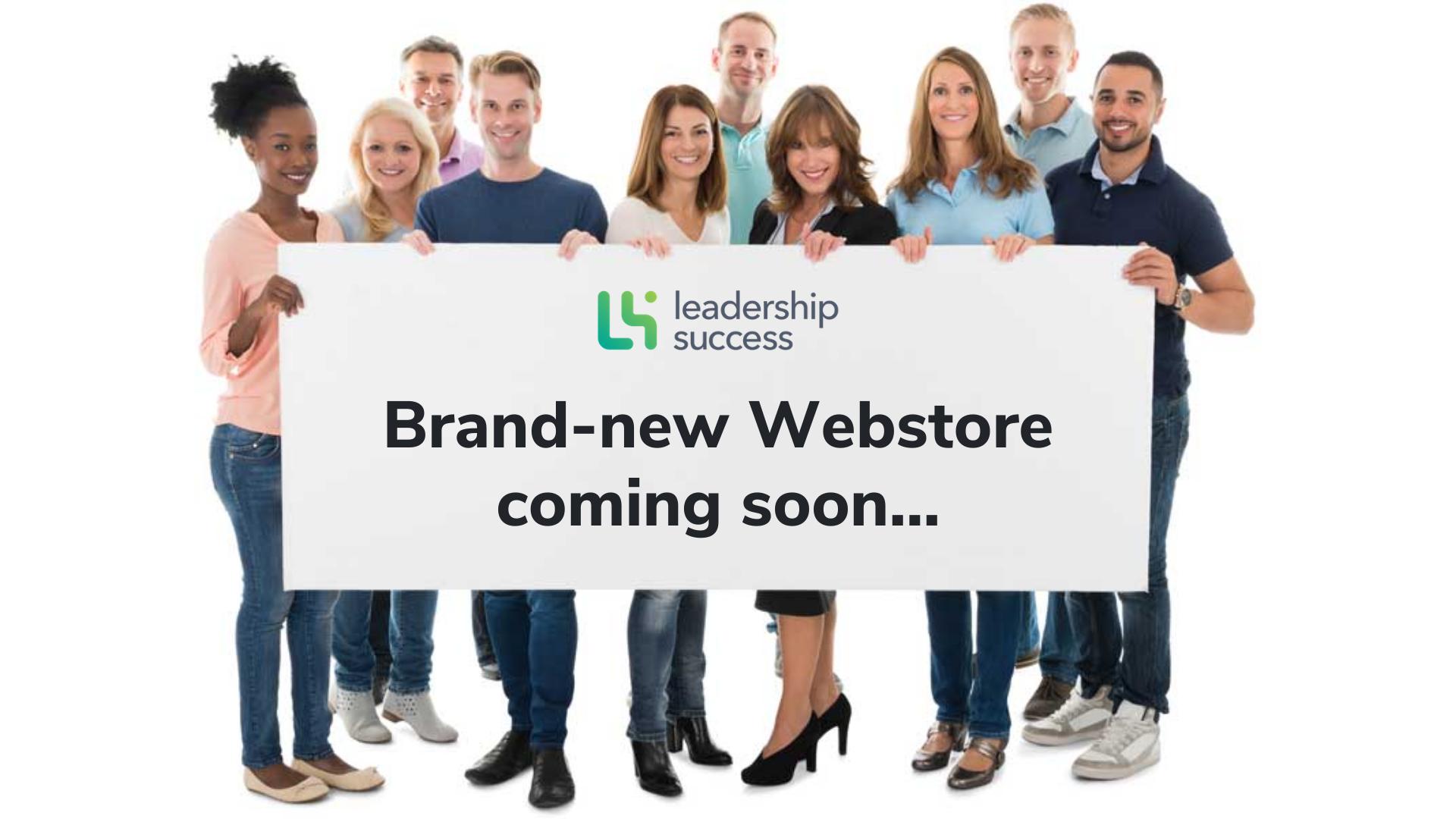 LS webstore coming soon